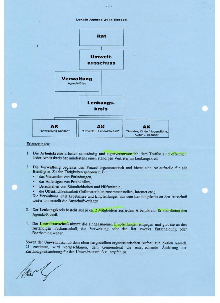 1999.11.29 BM Sitzungsvorlage Umweltausschuss 2