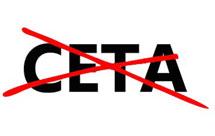 Freihandelsabkommen nit Kanada stoppen